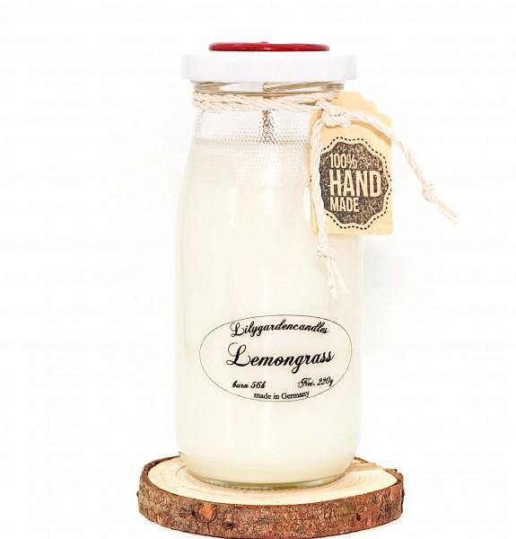 Lemongrass Milk Bottle large