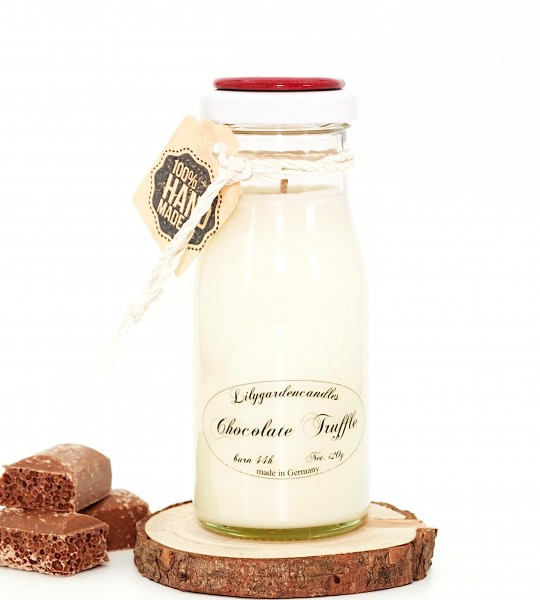 Chocolate Truffle Milk Bottle small