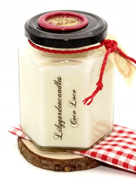 Coco Loco Country House Jar medium