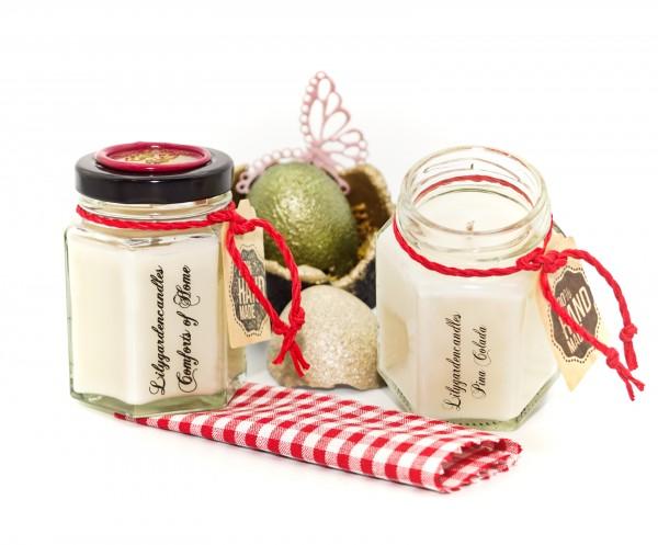 Kerzenset Nah & Fern Country House Jar small